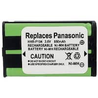 Replacement Panasonic KX-TG2344 NiMH Cordless Phone Battery