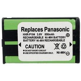Replacement For Panasonic HHR-P104 Battery (Generic/NiMH)