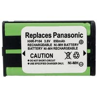 Replacement Panasonic HHR-P104A NiMH Cordless Phone Battery