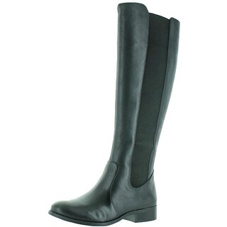 Jessica Simpson Womens Riding Boots Wide Calf Knee-High