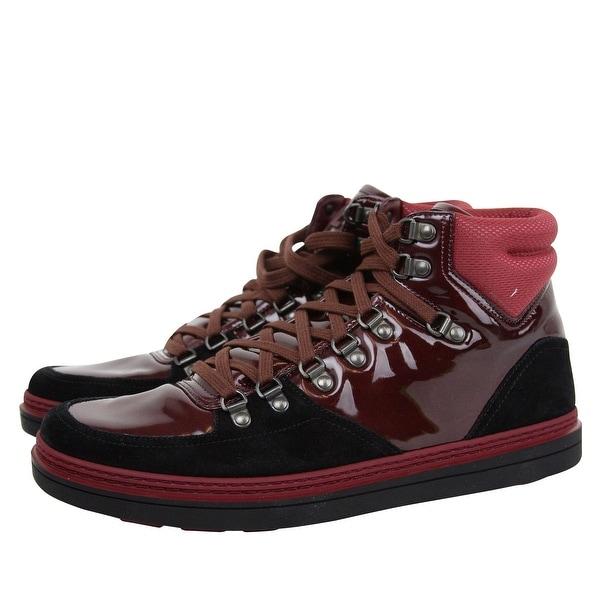 Suede High top Sneaker 368496 1078