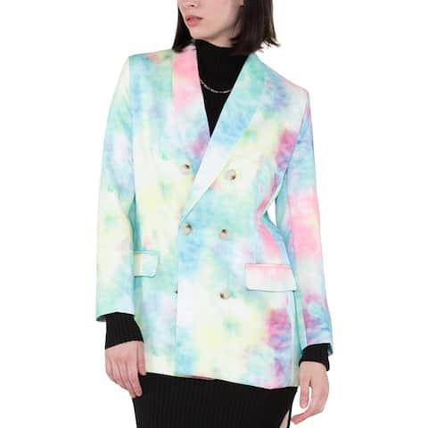 Beulah Tie-Dye Blazer