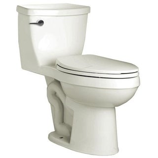 "Mirabelle MIRBD241A Bradenton One-Piece Elongated ADA Height Toilet with 12"" Rough In - Seat Included"