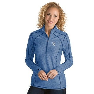 University of Kentucky Ladies Tempo 1/4 Zip Pullover
