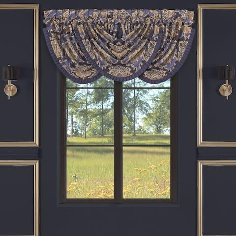 Five Queens Court Woodstock Window Valance