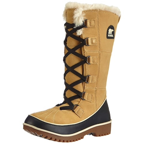 Sorel Womens Tivoli High II Closed Toe Mid-Calf Cold Weather Boots
