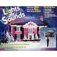 "Mr. Christmas ""The Lights and Sounds of Christmas"" Musical & Motion Show #67791 - green"
