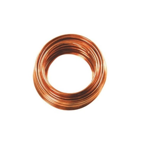 4mm Copper Colored Designer Aluminum Wire- Approximately 15 Yards