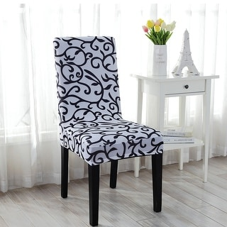 dining chair covers. Unique Bargains Stretch Dining Chair Cover Covers T