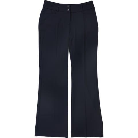 Alfani Womens Curvy-Fit Dress Pants