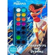 Moana Discoveries And Dreams - Parragon