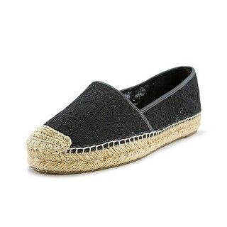 Marc Fisher Womens PALMER Lace Round Toe Loafers