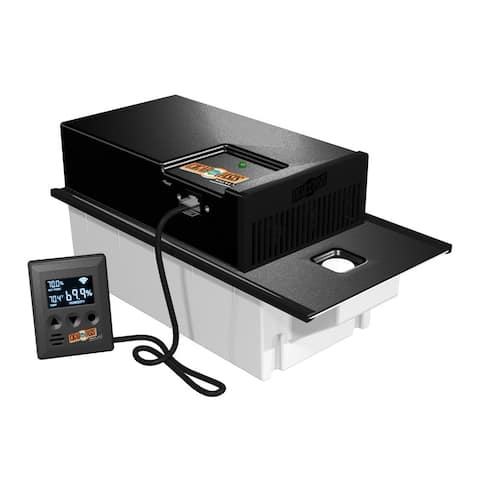 """Cigar Oasis Magna 3.0 Electronic Humidifier for Large Cabinet Humidors - 13"""" x 6.5"""" x 6"""""""
