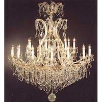 Chandelier Crystal Lighting H52 x W46