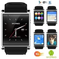 Indigi® X11 Android Compatible SmartWatch & Phone - Android Watch OS + Pedometer + Google Play Store