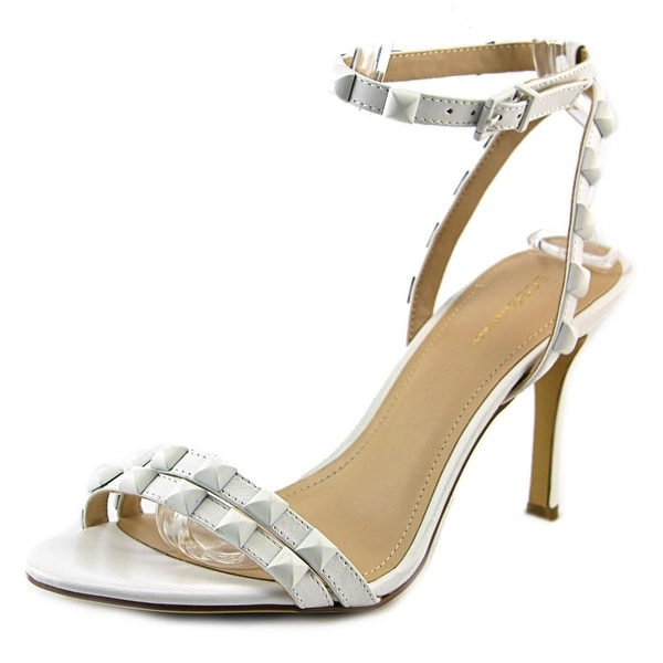 BCBGeneration Dacotah-X Women  Open Toe Synthetic White Sandals