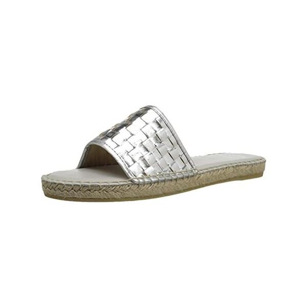 Andre Assous Womens Sari Flat Sandals Casual Espadrilles