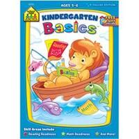 Kindergarten Basics Ages 5-6 - Workbooks