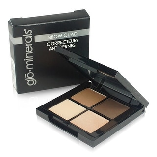 glominerals Brow Quad (Brown)