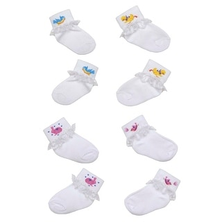 Spring Day Girls Sock Set A