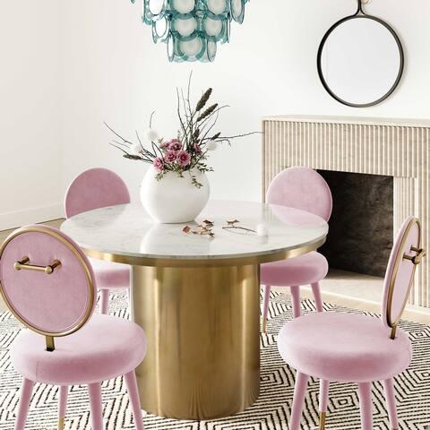 Kylie Velvet Dining Chair