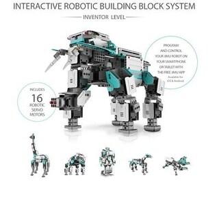 Ubtech - Jr1602 - Jimu Robot Kit W16 Digt Servos