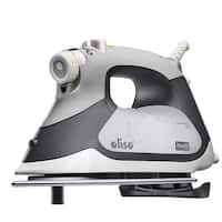 Oliso TG1100 Smart Iron with iTouch Technology, 1800 Watts, Gray