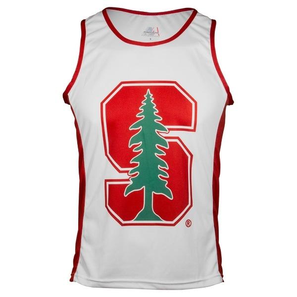 Adrenaline Promotions Stanford University Run/Tri Singlet - stanford university