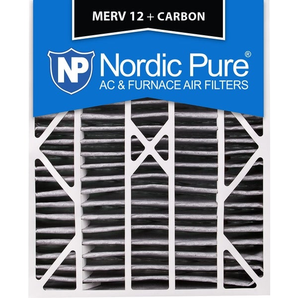 shop nordic pure 20x25x6 aprilaire space-gard 2200 replacement air ...
