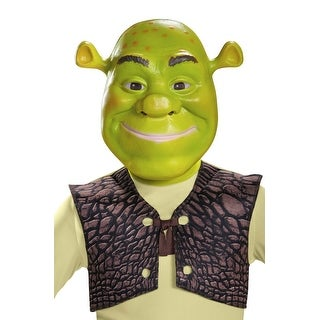 Disguise Shrek Child Mask - Green