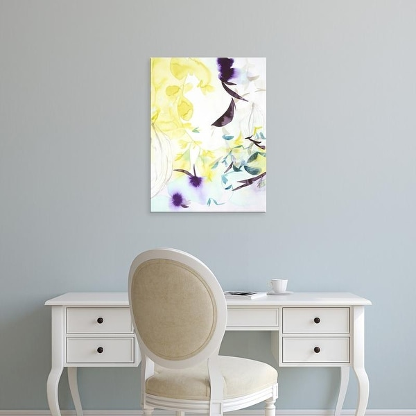 Easy Art Prints Elisa Sheehan's 'Springs Requital 2' Premium Canvas Art