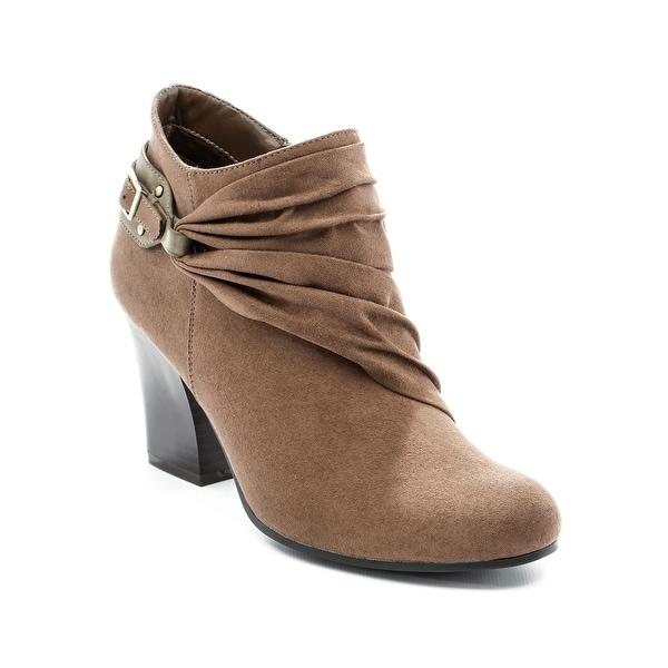 Andrew Geller Glorify Women's Boots Dark Mushroom