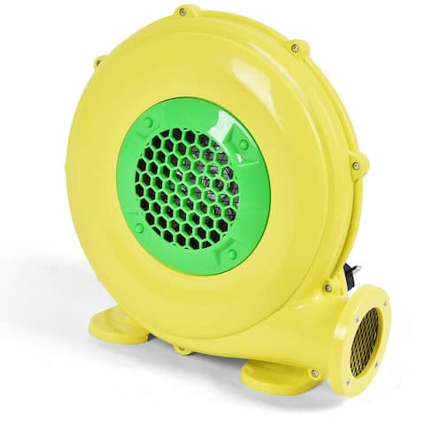Costway Air Blower Pump Fan 480 Watt 0.64HP For Inflatable Bounce