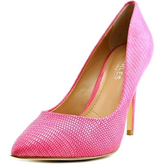 Charles By Charles David Pact Women Deep Pink Pumps