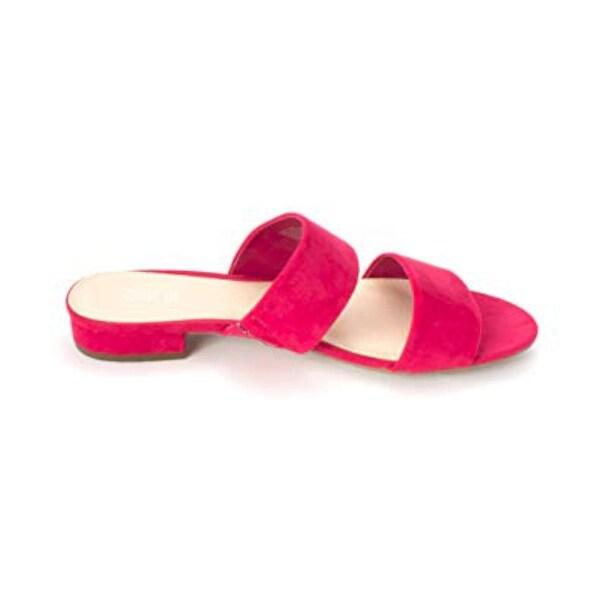 Bar III Womens Dreamer Slide Sandals