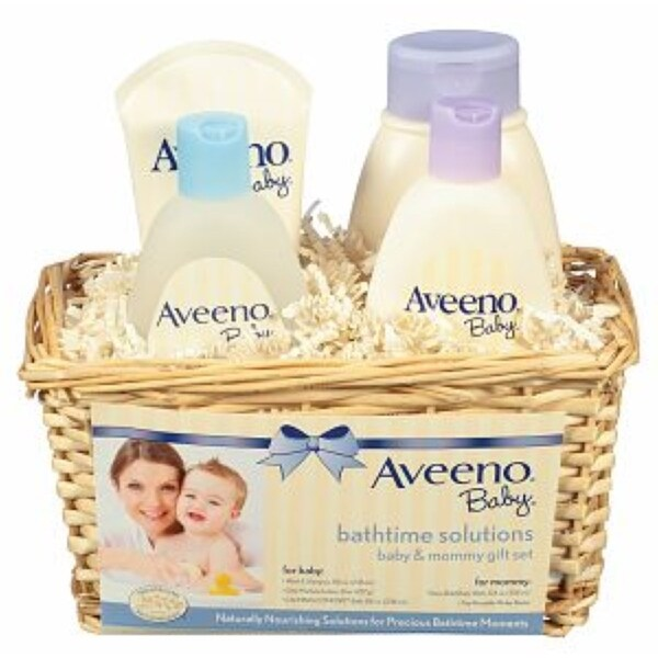 AVEENO Baby Daily Bathtime Solutions Gift Set 1 ea