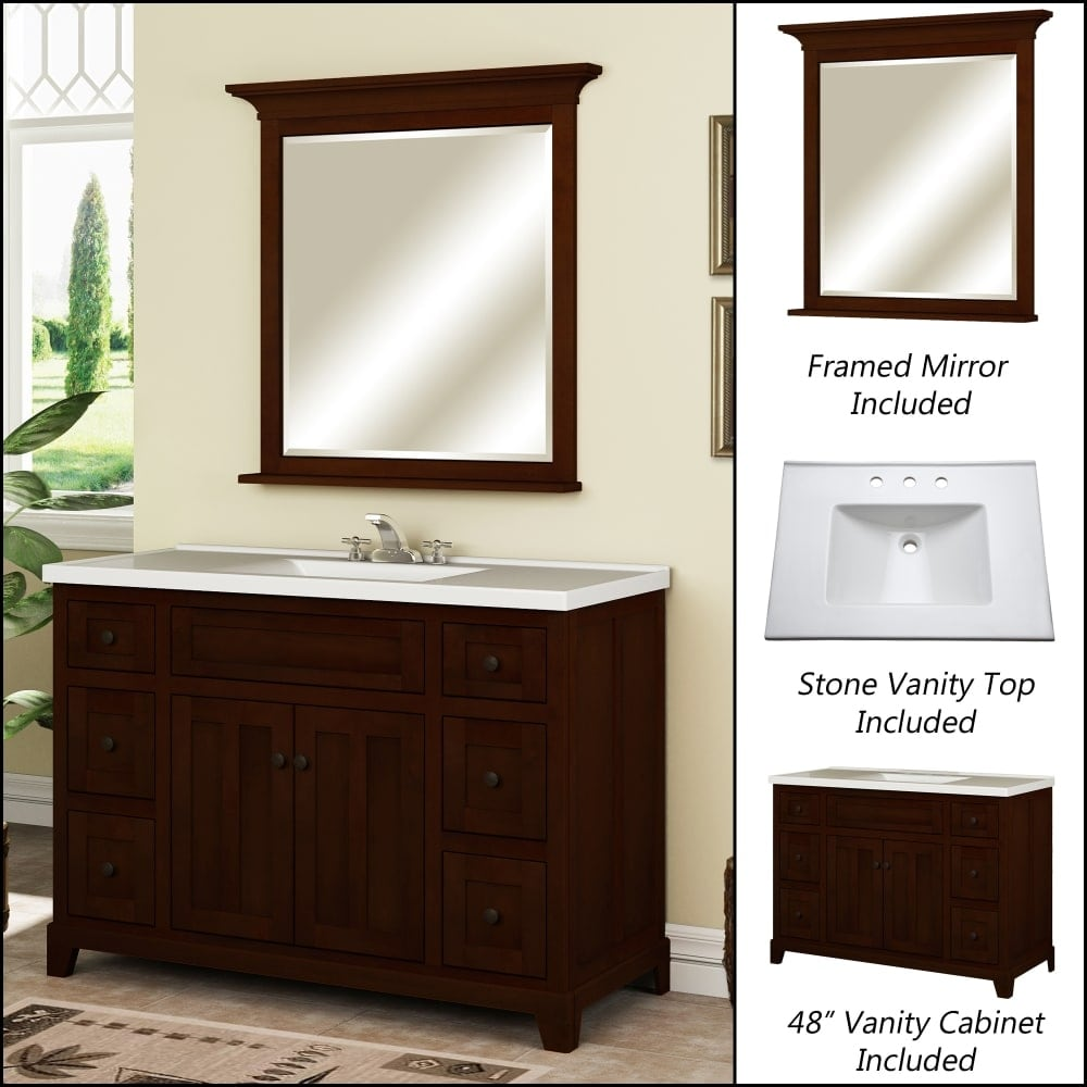 Buy Miseno Bathroom Vanities & Vanity Cabinets Online at Overstock ...