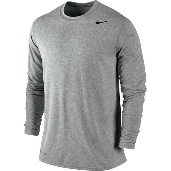 Nike Men's Legend Long Sleeve Performance Shirt. Opens flyout.