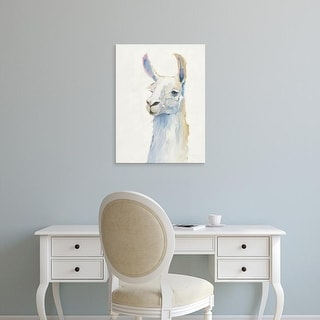 Easy Art Prints Avery Tillmon's 'Bianca' Premium Canvas Art