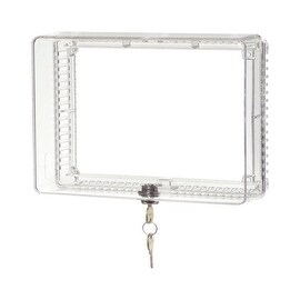 Honeywell CG512A1009/C Thermostat Guard, Clear