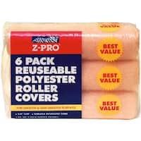 Premier Paint Roller LLC 6Pk 9X3/8 Knit Rlr Cover 1710 Unit: PKG