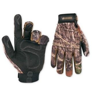 CLC ML125XL Sportsman Timberline Mossy Oak Gloves, XL