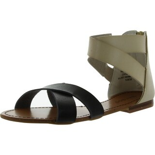 Bamboo Women Ambra-18 Flats-Shoes - Black (3 options available)