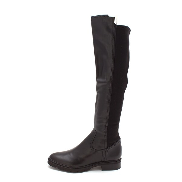 Marc Fisher Womens Felissa Closed Toe Knee High Fashion Boots