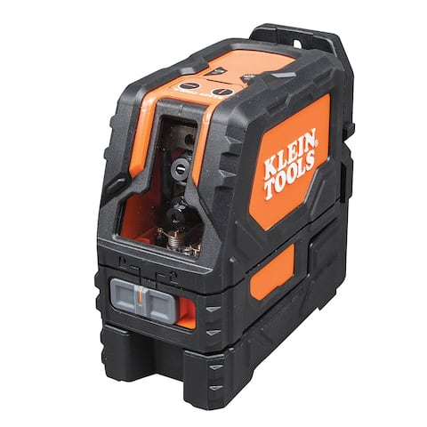 Klein tools cross line laser level 93lcl