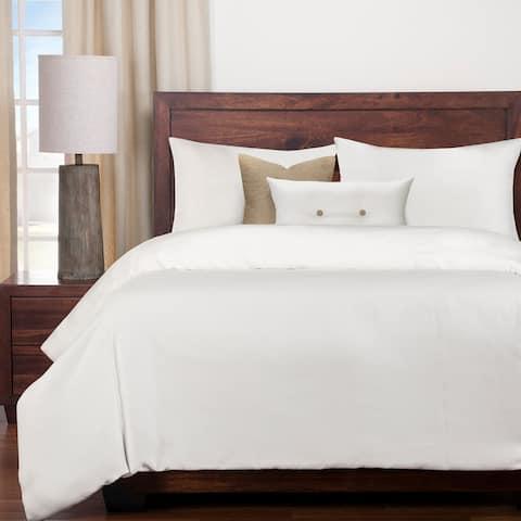 Harbour Shell 6 Piece Woven Duvet and Comforter Insert Set