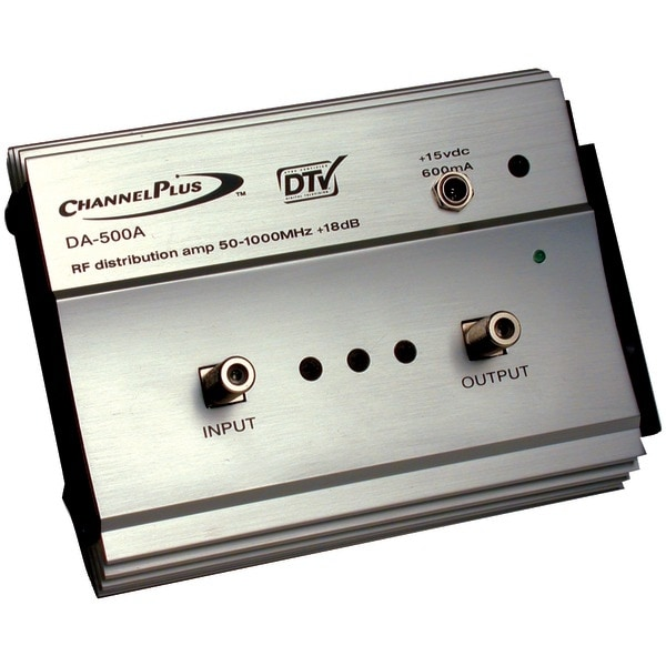 Channel Plus Da-500A Rf Amp