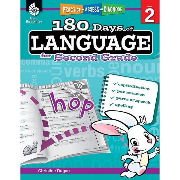 180 Days Of Language Gr 2
