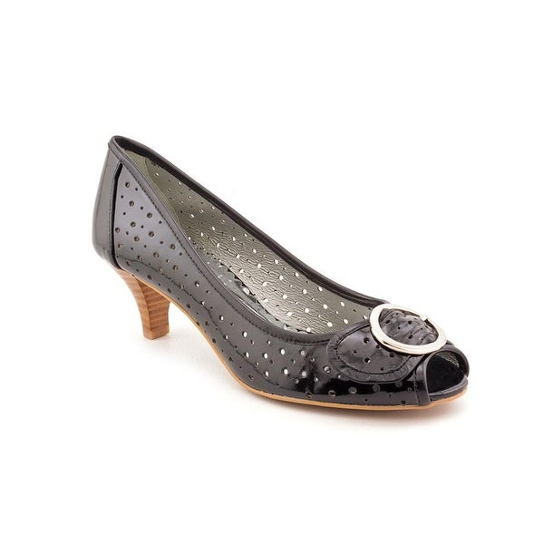Chinese Laundry Koko Women Peep-Toe Patent Leather Heels