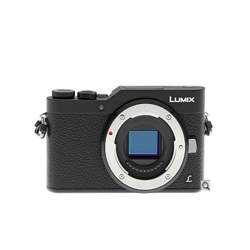 Panasonic Lumix DC-GX850 Micro Four Thirds Mirrorless Camera (Black) (International Model No Warranty)